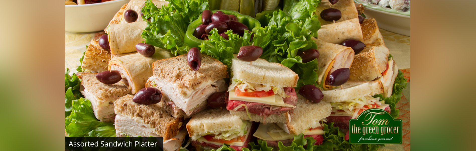 Tom The Green Grocer | Scotch Plains, NJ | Catering